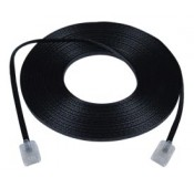 "CAT5e Ultra Super Flat Cables, 0.04"" Thick"