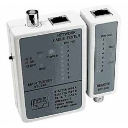 CAT5/5e/6 Cable Tester