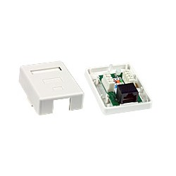 CAT5e Surface Mount Boxes