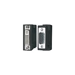 VGA Male to DVI-I Female Adapter