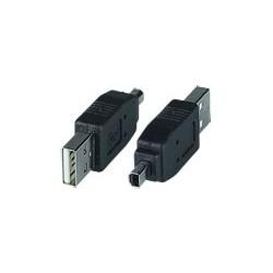 USB 2.0 Type A Male to Mini 4-pin Male Mitsumi Adapter