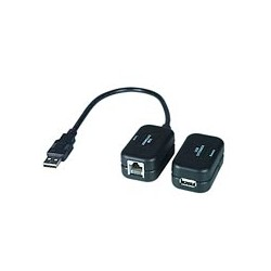 USB Extender, 1-Port, 150', CE/RoHS Compliant