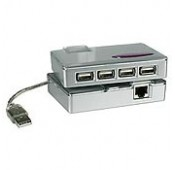 USB Extender, 4-port, 150'
