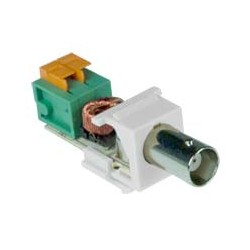 Composite BNC Video Balun via CAT5