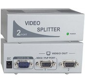VGA Video Splitters, 2-Port