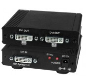 DVI Video Splitter, 2-Port