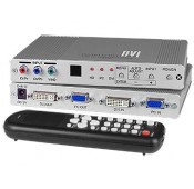 VGA/Component Video/DVI-D Scaler/Converter