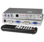 VGA/Component Video/DVI-D Scaler/Converter