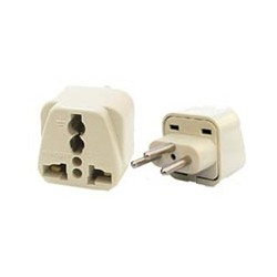 Universal SEV 1011 Power Adapter for Switzerland