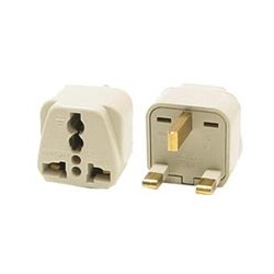 Universal BS 1363 Power Adapter for UK, Iraq