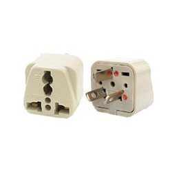 Universal AS 3112 Power Adapter for Australia, New Zealand, China