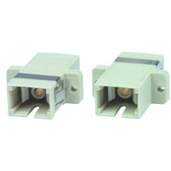 SC-SC Simplex Fiber Optic Couplers