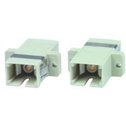 SC-SC Simplex Fiber Optic Couplers