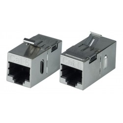 CAT6 Shielded Keystone Jack Coupler