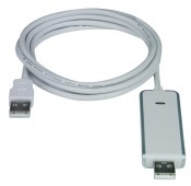 USB 2.0 File Transfer Cable, PC / Mac