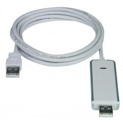 USB 2.0 File Transfer Cable, PC / Mac
