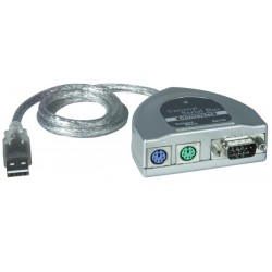 USB to RS232/PS2 Adapter