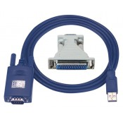 Low-Cost USB To Serial (RS232) Adapter