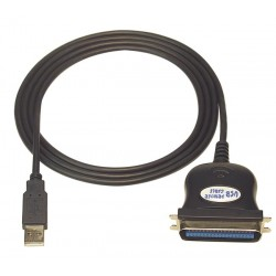 USB to Printer Adapter - PC and  MAC Support