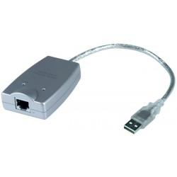 USB 2.0 to Gigabit Ethernet Adapter