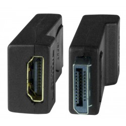 DisplayPort Male to HDMI Type A Female Adapter