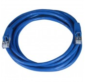 CAT7 Patch Cords, 26AWG, Blue