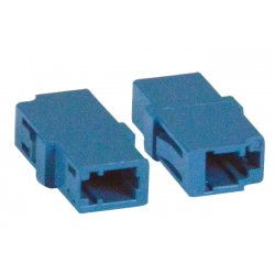 LC-LC Simplex Singlemode Fiber Optic Coupler
