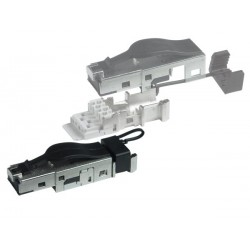 CAT6 Shielded Field Assembly RJ45 Connector