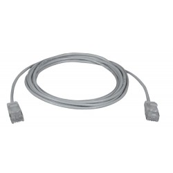 CAT6A Ultra-Thin Slim Patch Cables