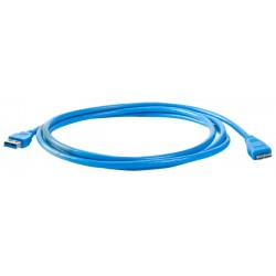 SuperSpeed USB 3.0 Cables, Male A to Male Micro B