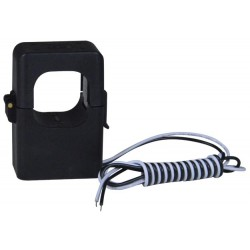 AC Current Transformer, Hinged Split-Core, 500A, 333mV