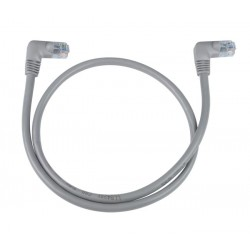 CAT5e Right Angle to Right Angle Patch Cords