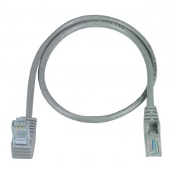 CAT5e Up Angle to Straight Patch Cords