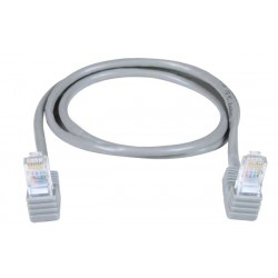 CAT5E Up Angle to Up Angle Patch Cords