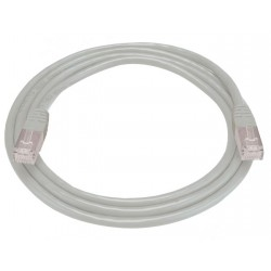 CAT6 Shielded LSZH Patch Cord Cables