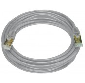 CAT7 Patch Cords, 27AWG, Gray
