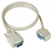 45 Degree Angled Connector VGA Monitor Cables