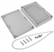 Weatherproof Enclosure for European Applications, IP65, 240x175x50 mm