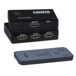 HDMI Switch, 3/5-Port