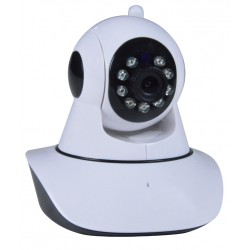 HD IP Camera: Wired/Wireless, Day/Night, Pan/Tilt