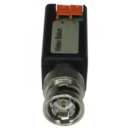 Passive HD Video Balun via CAT5e/CAT6, Camera Side