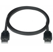 Super Flat USB 2.0 Cables, Male A to Male A