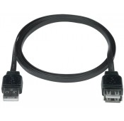 Super Flat USB 2.0 Cables, Male A to Female A