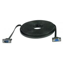 Super Flat VGA Monitor Cable