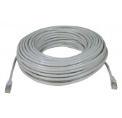 CAT7 30M Patch Cord, 26AWG, Gray