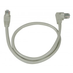 CAT6 Right Angle to Straight Patch Cords, 60C