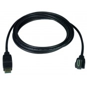 Rotates 360 Degrees Flexible HDMI Interface Cables, Male to Male, 30 AWG