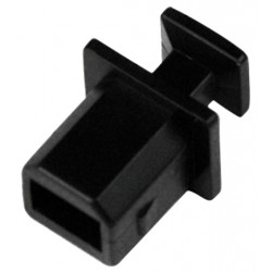 USB Type B Female Connector Covers