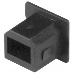 USB Type B Female Connector Flush Mount Covers