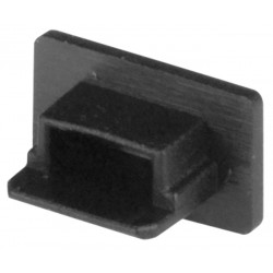 USB Mini Type B Female Connector Covers